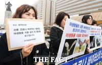 [TF포토] 중국대사관에 전달할 '야생동물 식용 금지' 항의 서한
