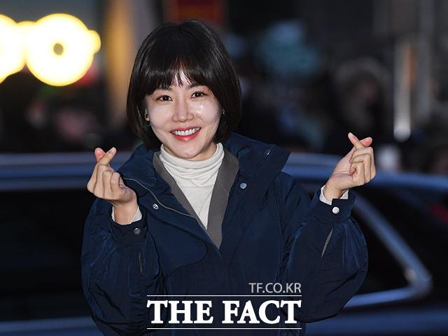 배우 황우슬혜