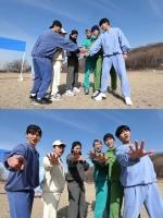 '집사부일체' 김남길, 기부 마라톤+출연료 전액 기부