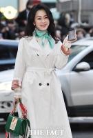 [TF포토] '사랑의 불시착' 종방연 참석한 김정난