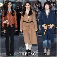 [TF사진관] 서지혜-손예진-황우슬혜, '톱클래스 패션과 미모!'