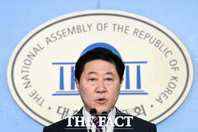 부산 서구·동구 4선 의원인 유기준 의원