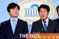 [TF사진관] '노동계' 이흥석-김현정, 더불어민주당 입당