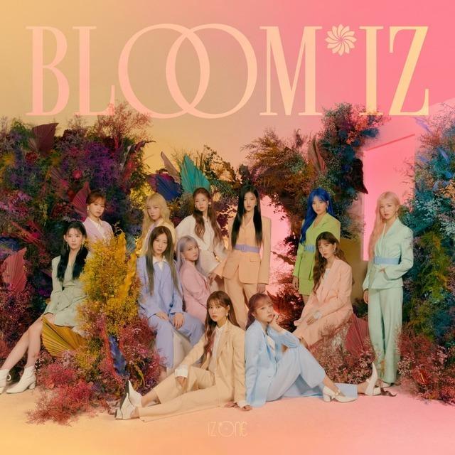 아이즈원이 지난 17일 발매한 첫 정규앨범 BLOOM*IZ로 걸그룹 역대 초동 음반 판매량 1위에 올랐다. 하루 동안 18만 4000장의 판매고를 올렸다. /오프더레코드 제공