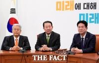 [TF포토] 바른미래당 의원총회, '당의 미래는?'