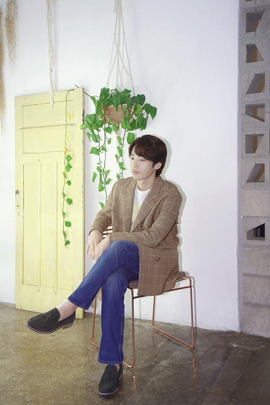배우 김정현은 지난 2018년 건강상의 이유로 잠시 활동을 중단했다. 이후 2019년 tvN 사랑의 불시착으로 복귀했다. /오앤엔터테인먼트 제공
