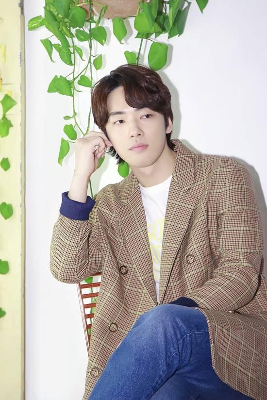 배우 김정현은 tvN 사랑의 불시착에서 구승준 역을 맡아 연기 호평을 받았다. /오앤엔터테인먼트 제공