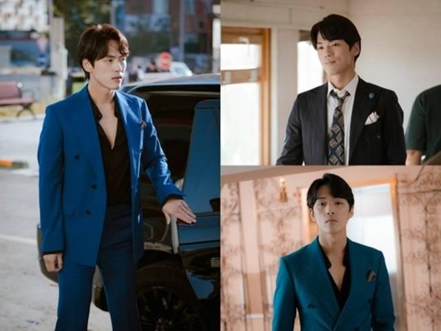 배우 김정현은 tvN 사랑의 불시착에서 비극적인 결말을 맞았다. /tvN 제공
