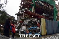[TF포토기획] 도심 속 '유령 건물'의 '불편한 진실'