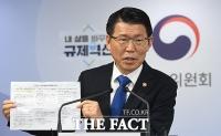 [TF포토] 코로나19 대응 공개하는 은성수 위원장