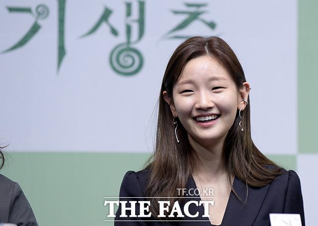 배우 박소담은 올해 영화 후쿠오카, 특송과 tvN 드라마 청춘기록에 출연한다. /이선화 기자