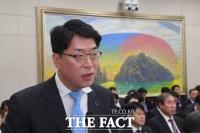 [TF포토] 인사하는 이명호 예탁결제원 사장