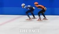 [TF사진관] '3000M 은메달' 획득한 '빅토르 안' 동생 안현준