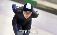 [TF포토] 김보름, '결승점을 향하여!'