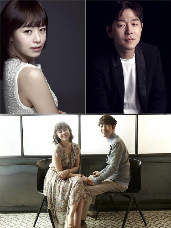 배우 강성연(왼쪽)과 재즈 피아니스트 김가온 부부가 KBS2 살림남2에 합류해 일상을 공개한다. /KBS 제공