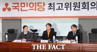 [TF포토] 회의 주재하는 안철수 신임 대표