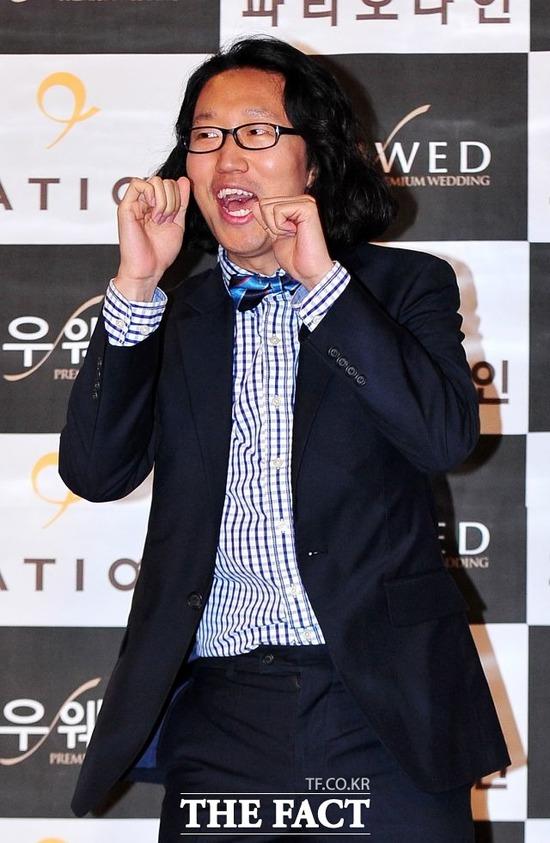 개그맨 김경진이 오는 6월 27일 모델 전수민과 결혼한다. /더팩트DB