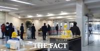 [TF현장] '코로나19' 폐쇄 후 다시 문 연 국회