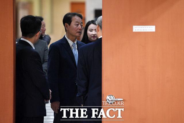 미래한국당 공천관리위가 출범한 27일