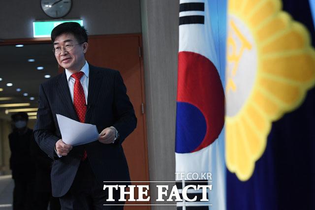 미래한국당 공천관리위원들이 전부 참석한다고 사전 예고는 없었지만...