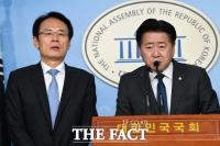 [TF포토] 이상이 교수 소개하는 오영훈 의원