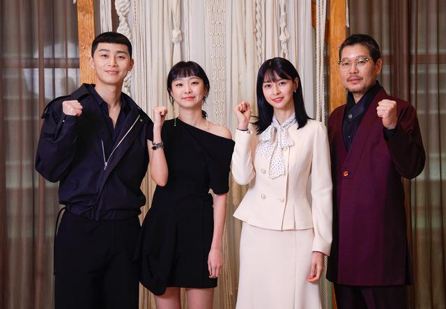 8회까지 방송된 JTBC 이태원 클라쓰는 첫 방송 후 매회 시청률이 상승하고 있다. /JTBC 제공