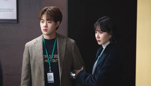 스토브리그는 최고 시청률 19%를 기록하며 유종의 미를 거뒀다. 이 드라마에는 조병규를 비롯해 남궁민, 박은빈, 오정세 등 배우가 출연했다. /SBS 스토브리그 제공