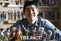 [TF포토기획] BTS 아미들도 감동한 인형 리페인터, 그 신비의 세계