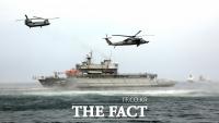 해군, 해상용 수류탄 폭발 6명 부상자 발생