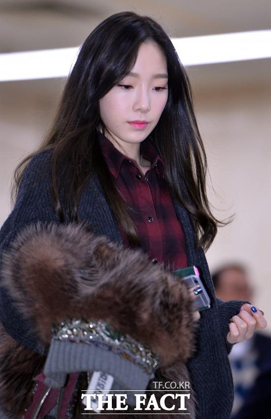 그룹 소녀시대 태연이 9일 부친상을 당했다. 소속사 SM엔터테인먼트는 삼가 고인의 명복을 빌며 태연에게 따뜻한 위로 부탁드린다고 당부했다. /더팩트 DB