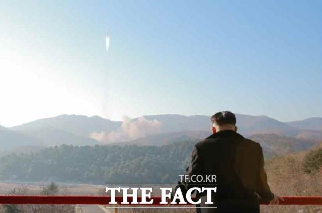일각에서는 북한의 도발에 청와대는 건건이 반응할 필요가 없다는 취지의 주장이 제기된다. 사진은 기사 내용과 무관함. /노동신문 갈무리