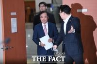 [TF포토] 김병준, '국회로 다시'