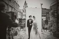 정엽, 결혼사진 공개…