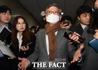 [TF포토] 김형오, '미래통합당 공천관리위원장 사퇴합니다'