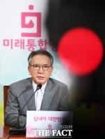 [TF포토] 흔들리는 미래통합당 공천관리위원회