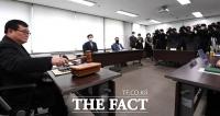 [TF포토] 신천지, 법인취소 청문회 불참