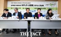 [TF포토] 20대 국회의원 보유 아파트 실태분석 기자회견 연 경실련