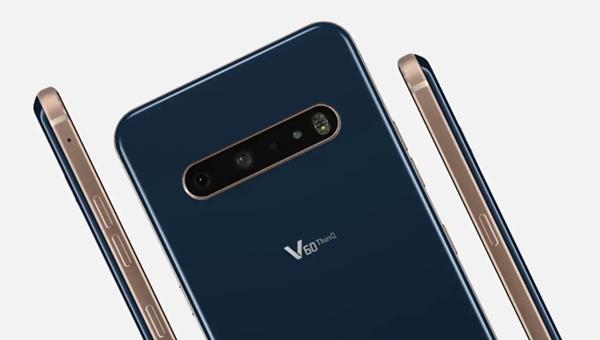 LG전자가 미국에서 오는 20일부터 상반기 전략 스마트폰 LG V60 씽큐 5G를 판매한다. /AT&T 홈페이지 갈무리