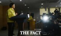 [TF사진관] '코로나19 여파'...'사상 첫 4월 개학'