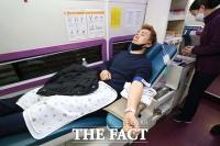 [TF사진관] 대한축구협회, 코로나19 극복 위해 헌혈 동참