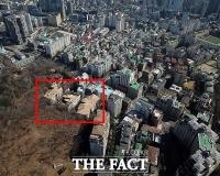 [TF포토] 공시가격 69억9200만원, 트라움하우스의 모습