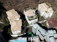 [TF포토] 서초동 트라움하우스5차, 15년째 제일 비싼 공동주택