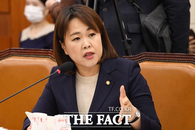 송희경 미래통합당 의원, 텔레그램 외 디스코드 문제 지적
