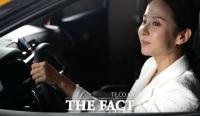 [TF포토] DS7 크로스백에 탑승한 조여정