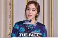 박지윤, 사회적 거리 두기 요청에 발끈…누리꾼