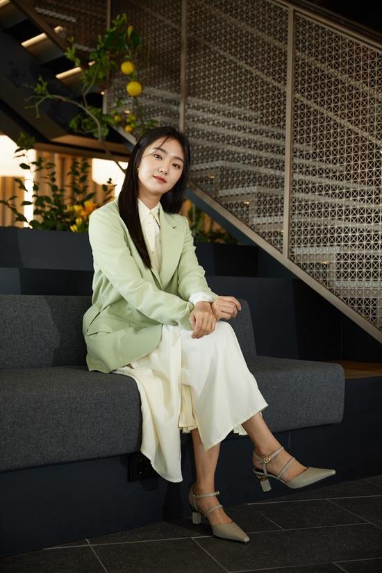 김혜준은 킹덤 시즌1에서 연기 혹평을 받았지만 시즌2에서 달라진 모습으로 좋은 평가를 얻었다. /넷플릭스 제공