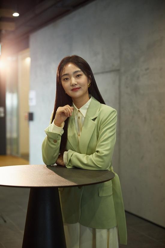 김혜준은 MBC 십시일반과 영화 싱크홀을 통해 킹덤에서 보여준 모습과는 다른 매력을 보여줄 예정이다. /넷플릭스 제공