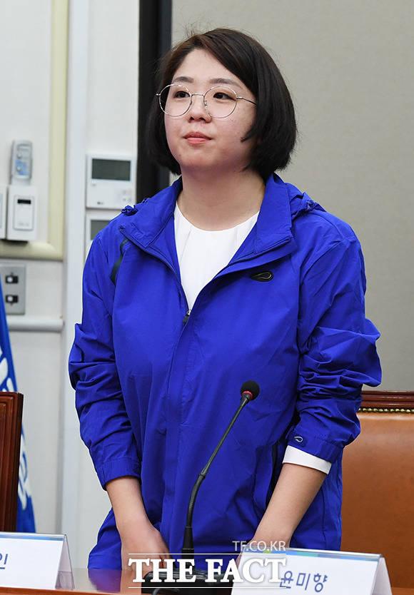 비례대표 후보 5번 용혜인 전 기본소득당 대표