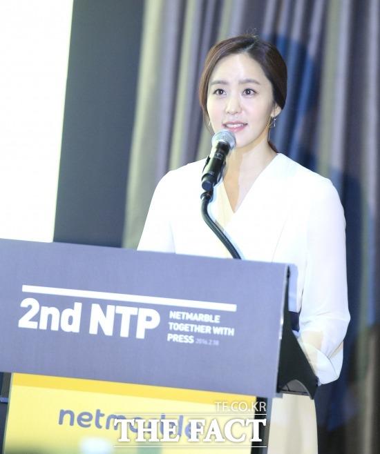 방송인 박지윤은 지난 24일 자신의 SNS에 자신을 간섭하는 이들을 프로불편러라고 칭하는 글을 남겼다. /이덕인 기자