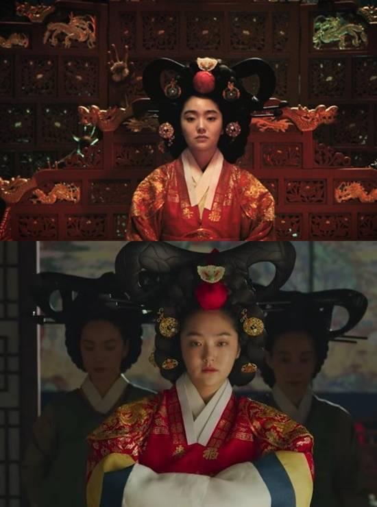 김혜준은 킹덤을 함께한 선배 배우들에게 고마운 마음을 드러냈다. 그는 충분히 기다려주셔 제 호흡대로 연기할 수 있었다고 말했다. /넷플릭스 제공